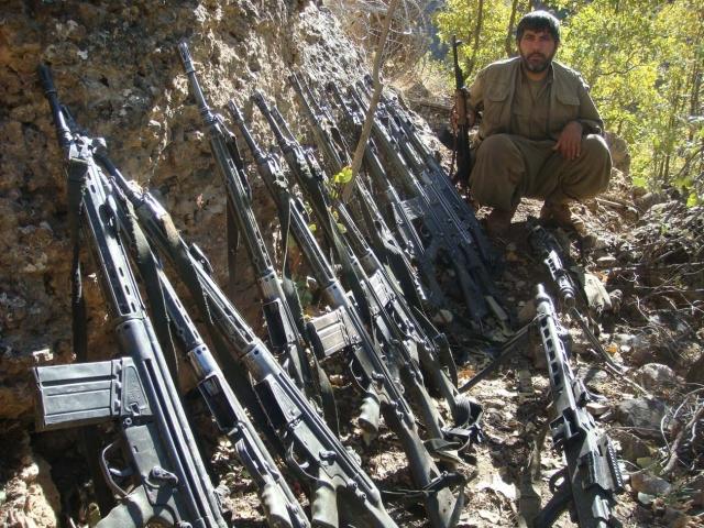 PKK'nın kurucu kadrosu böyle dağıldı