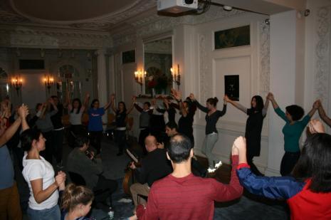 Amerikalılar, Anadolu ezgileriyle dans etti