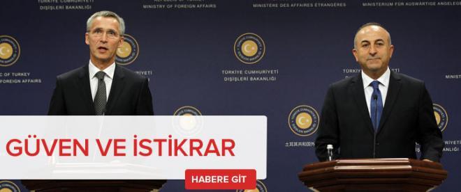 Türkiye, uluslararası güvenlik ve istikrara güçlü desteğini sürdürecek