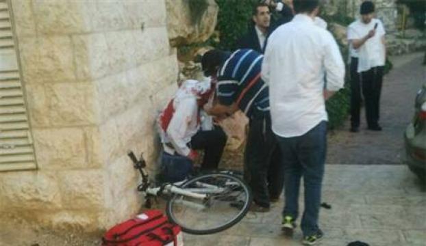 Kudüste sinagoga saldırı
