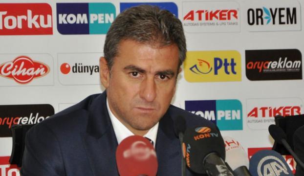 Hamzaoğlu: Şampiyonluğa adayız