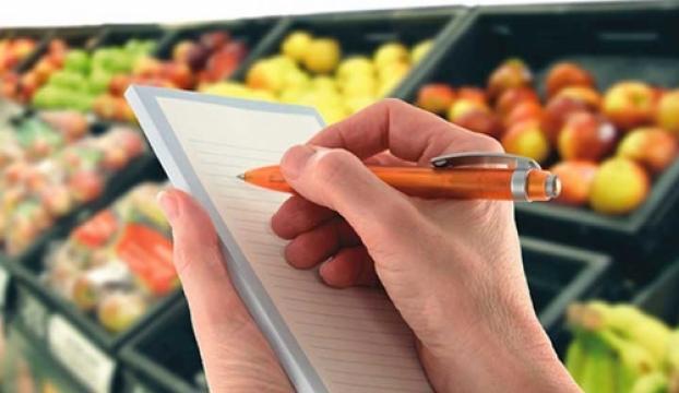 Enflasyon gıda fiyatlarıyla yükseliyor