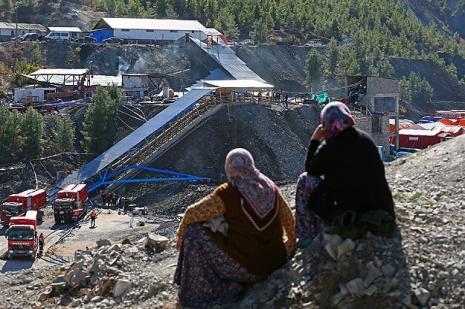 Madenci yakınları tazminat davası açtı