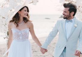Kenan ile Beren evlendi