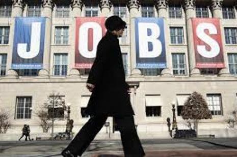 ABDde işsizlik geriledi