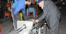 Abdullah Gül'ün 70 yıllık tornacı babası