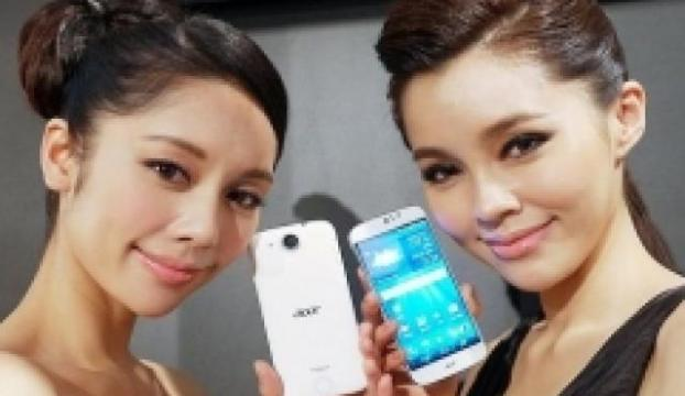 Acerın 64 bit destekli ilk telefonu: Liquid Jade S