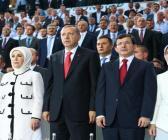 AK Parti kongresinde dikkat çeken ayrıntı