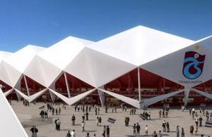Trabzon'da Akyazı Stadı 18 Aralık'ta açılıyor