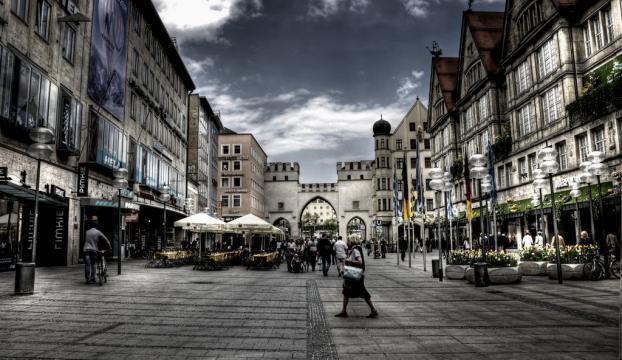 Almanyada yoksulluk ve dışlanma