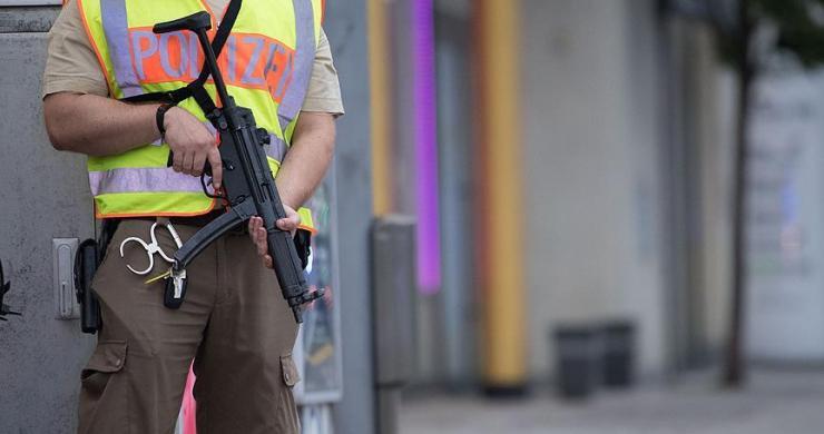 Almanya'da yakalanan terörist kırmızı listede
