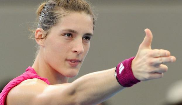Turnuvanın galibi Andrea Petkovic