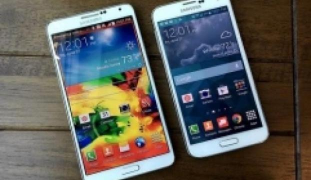 Andrid 5.0.1, Galaxy Note 4-Note Edge ve Galaxy S5te görüntülendi