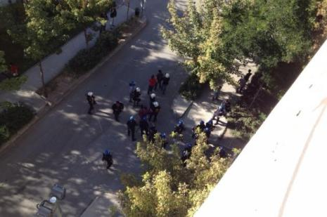 Ankara Üniversitesi de karıştı