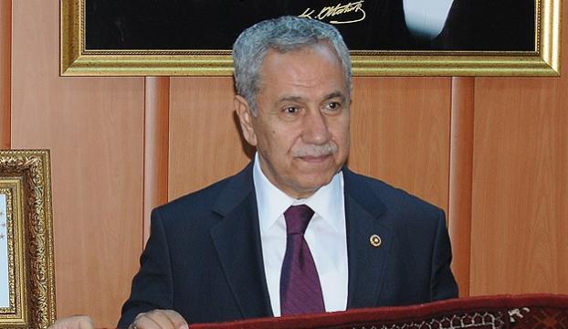 """Arınçtan """"Öcalana sekreter oldum""""a yalanlama"""