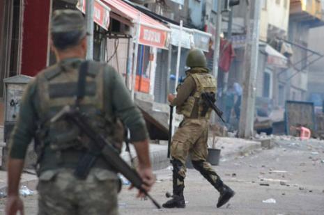 İstanbulda asker şehre indi