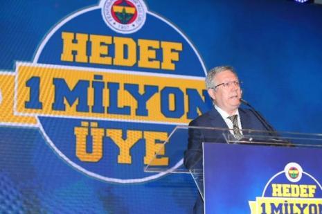 Aziz Yıldırım'dan Fenerbahçelilere çağrı