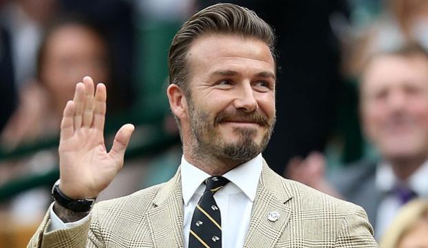 David Beckhamın yeni görevi