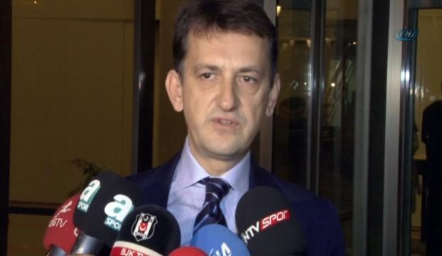 Beşiktaştan açıklama: Kasımpaşalı yöneticilerin tavrı hiç hoş değil