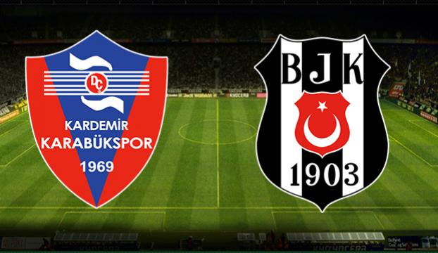 Beşiktaş Kardemir Karabükspor maçı