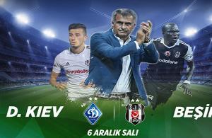 Beşiktaş, Avrupa kupalarında 190. maçına çıkıyor