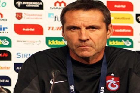 Trabzonspor Antrenörü Bonnevay: İkinci yarıdaki oyunumuzla sonuca ulaştık