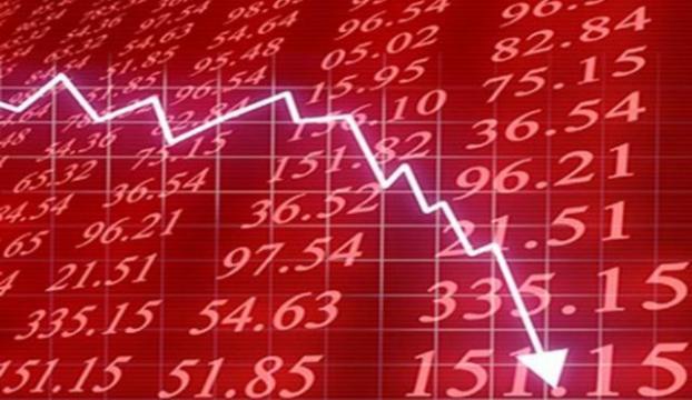 Borsa günü düşüşle kapandı