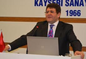 Boydak'tan, sanayiciye Irak pazarı önerisi
