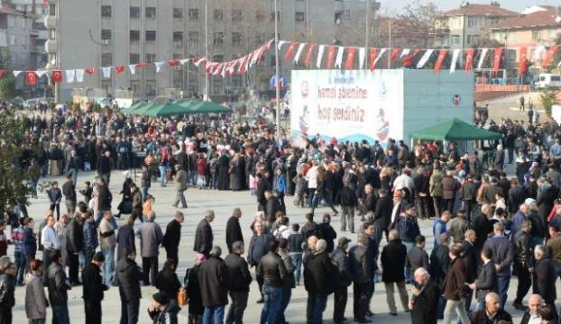 Bu da Hamsi Festivali