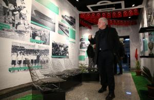 """""""Bursa Futbolu 105 Yaşında"""" fotoğraf sergisi"""