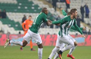 Bursaspor: 2 Çaykur Rizespor: 1