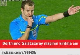 Galatasaray'ın yenilgisi sonrası caps çılgınlığı başladı