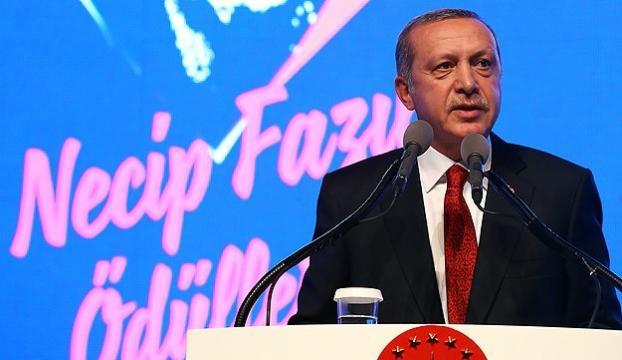 """""""Yeni Türkiyede Necip Fazılın izi var"""""""