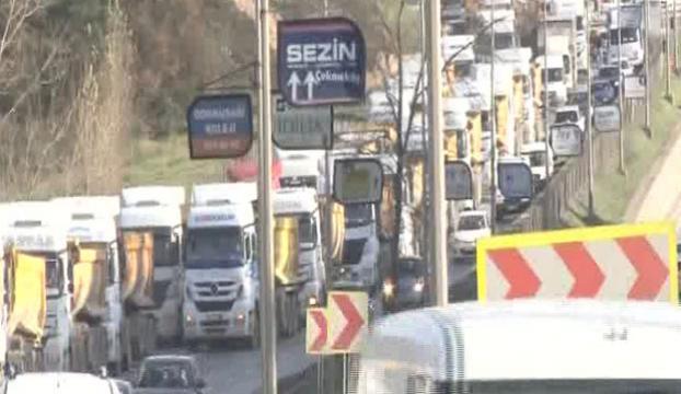 İstanbul trafiğini felç edecek eylem