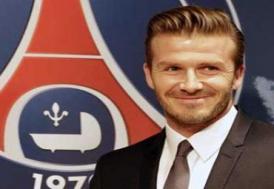 David Beckham trafik kazası geçirdi