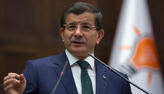 "Davutoğlu: ""Akdenizi bize kimse kapatamaz"""