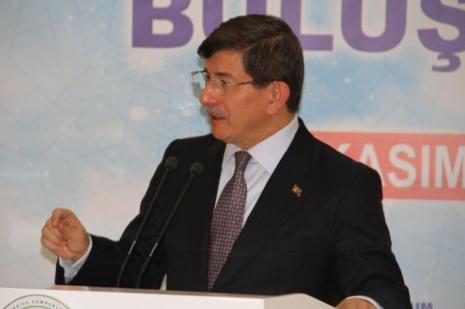 Davutoğlu, havalimanının yeni terminalini açtı