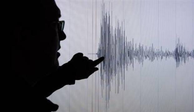 Gümüşhanede deprem!