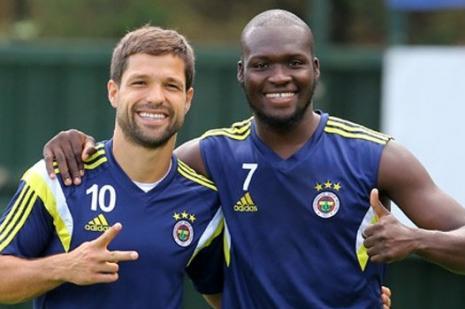 Diego ile Sow, barıştı