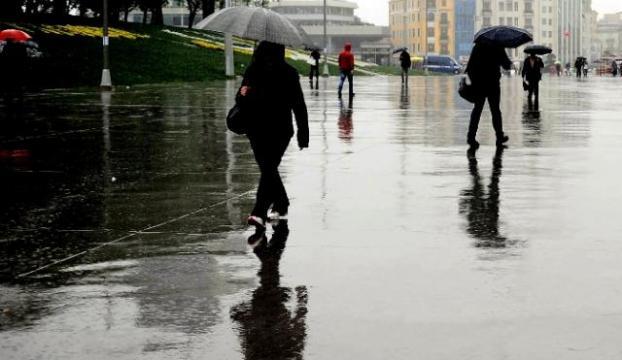 Dikkat Şiddetli yağmur geliyor!