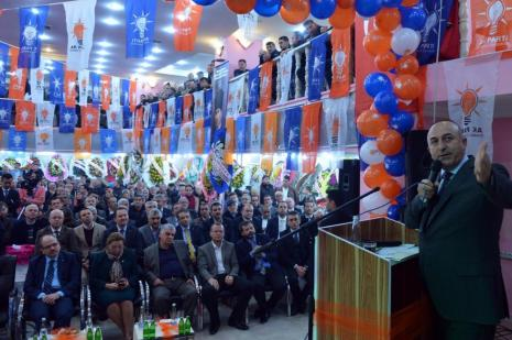Dışişleri Bakanı Çavuşoğlu Tekirdağ'da