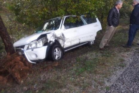 Doktorlar kaza yaptı: 11 Yaralı