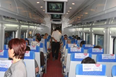 YHT'ler otobüslerin yolcu sayısını da artırdı