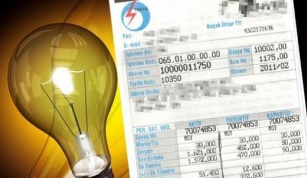 Elektrik faturasının yüzde 20sini geri alabilirsiniz!