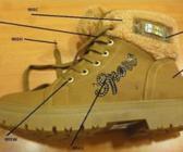 İşte o zehirli ayakkabıların fotoğrafları