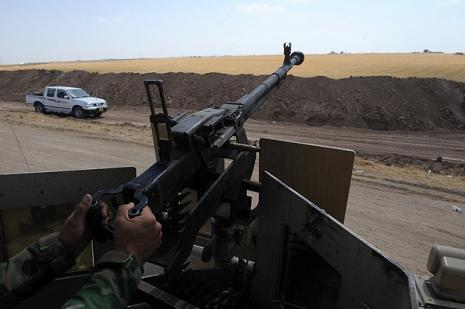 Enbarın kontrolü IŞİDin elinde