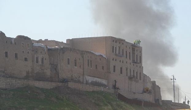 """Erbil Valiliğine """"intihar"""" saldırısı"""