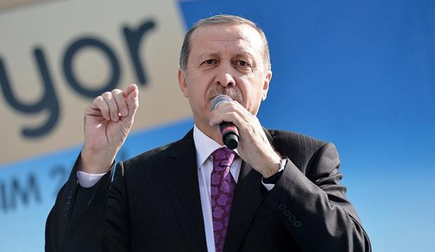 Erdoğan Ankaraya gitti