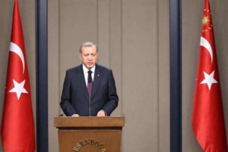 Cumhurbaşkanı Erdoğan Fransa'ya hareket etti