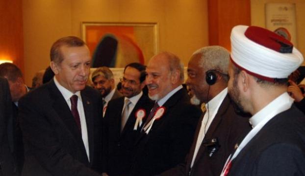 """Erdoğan: """"İslamı çıkarları için kullananlar var"""""""